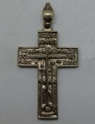 Крест нательный мужской №59