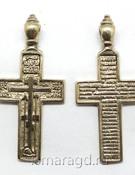 Крест нательный большой мужской