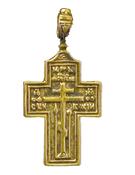 Крест нательный мужской №56