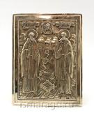 Преподобномученицы Константин и Аркадий Шамарские чудотворцы