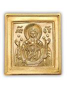 """Икона малая """"Богородица Знамение"""""""