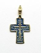 Крест нательный мужской