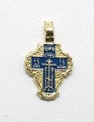 Крест нательный женский