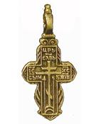 Крест нательный женский №20